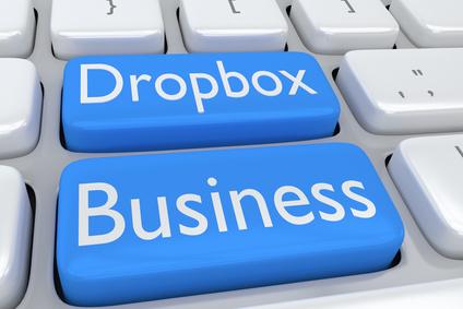 DropBOXデータ共有によるメリットとは