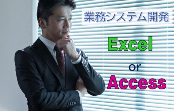 業務システム開発ExcelAccess