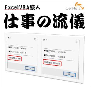 Excel専門特化セルネッツ~仕事の流儀