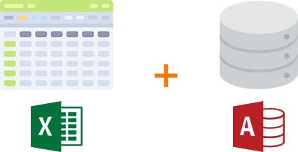 Excel専門特化~外部データベース連携